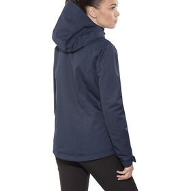 Jack Wolfskin Chilly Morning takki Naiset, midnight blue